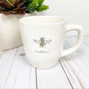 Rae Dunn 16oz Bumblebee Bee Bug Mug